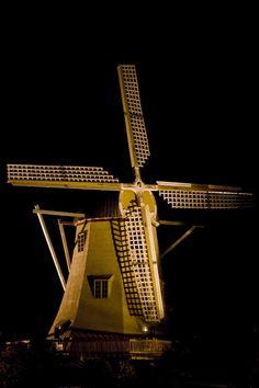 cool windmill