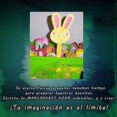 ¡Tu imaginación es el límite!