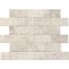Check out this Daltile product: Martinique Arctic Gray 3 x 6 Field Tile (Tumbled) L757