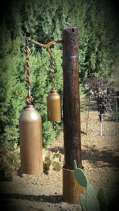 "Oxygen tank ""bells"""