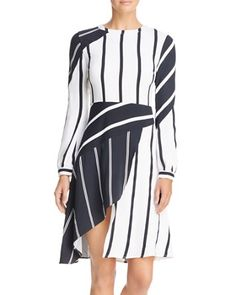 $Finders Keepers Ever Chance Striped Dress - Bloomingdale's