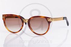 vitnage Gianfranco Ferre sunglasses GFF 140 gold sammyninos 1