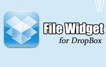 Access your files in Dropbox
