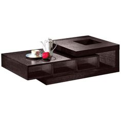 Lexington Modern Espresso Coffee Table