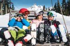Das Skigebiet Filzmoos punktet mit seinen ausgezeichneten Skischulen besonders bei denjenigen, die es lieber ein bisschen gemütlicher angehen lassen wollen.