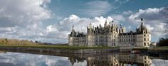 Le château de #Chambord et son domaine national, rendez-vous de #chasse à la #Renaissance #chateau #loire #valdeloire #destinationbeauval