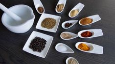 (for cooking in my tagine) Home made Ras El Hanout - spice mix for North African recipes -  رأس الح...