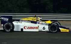 Keke Rosberg - 1985