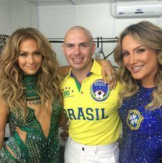 Celebridades na Copa do Mundo 2014 - Galeria de fotos - VEJA.com