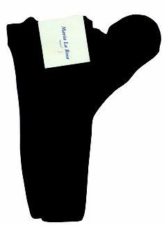 Tights Costina color black. 84% silk 2% elastan 14% poly