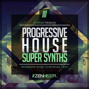 Progressive House Super Synths from Zenhiser distributed by Loopmasters - http://www.audiobyray.com/product/samplepack-progressive-house-super-synths/ - Sample Packs, Zenhiser