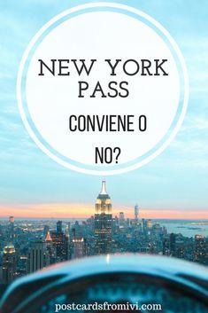 Conviene comprar el New York pass? Leé este post para ver la comparación de precios #newyorkpass