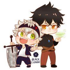 Asta and Yuno    Black Clover