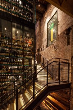Restaurants with the Best Wine Storage | Architectural Digest