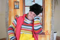 """Aktorzy Teatru """"Radwanek"""" przygotowują się do """"Calineczki"""" #teatr #calineczka"""