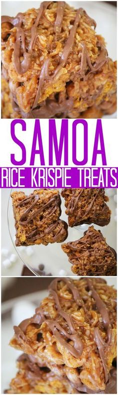 Where I'm from, these famously delicious cookies are referred to as Caramel Delites. I know all too well because not only are they my grandpa's favorite cookie, but I also happened to sell these bad b(Chocolate Bars Rice Krispie Treats) Oreo Dessert, Low Carb Dessert, Eat Dessert First, Delicious Cookies, Yummy Treats, Delicious Desserts, Sweet Treats, Weight Watcher Desserts, Brunch