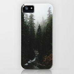Rainier Creek iPhone & iPod Case by Kevin Russ - $35.00