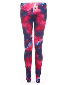Tye Dye Leggings - Womens Clothes, Ladies Clothes, Womens Fashion, Cheap Clothes | Miss Ress @Krista McNamara phillips