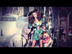 Anna Dello Russo in Versace for H video