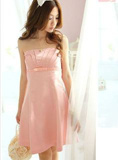 Japanese cool dresses girls pink dresses bag korean cute trends 2013