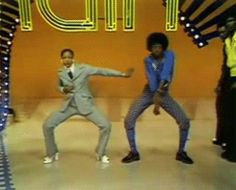 <b>It is an undeniable truth that people were better at dancing in the '70s.</b>