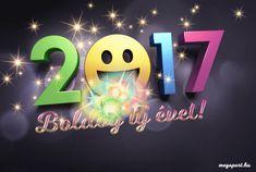 Boldog új évet! (animált gif képeslap) - Megaport Media