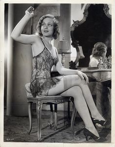 "vintage-seductions: ""  June Brewster """