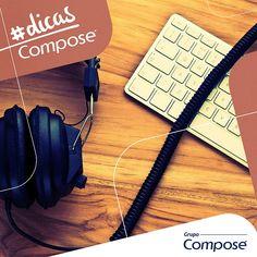 Ouvir música no trabalho é distração ou foco? Acesse nosso portal e saiba mais:  http://www.compose.com.br/post-comportamento.php?id=99 #grupocompose #compose #portalcompose #foco #musica #trabalho