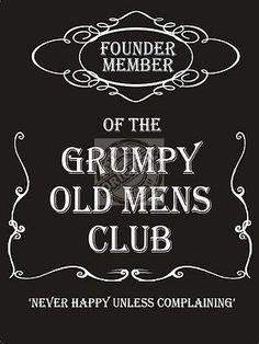 83 Best Grumpy Old Men images | Grumpy old men, Old men ...