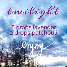 Lavender and Patchouli #PatchouliEssentialOilbenefits