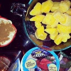 Organic Greek Yogurt Smoothies! #kids #healthy #snacks