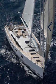 [Yachts-Class-Luxury] - ivtyachtsales:   Just #stunning a #New #Jeanneau64...