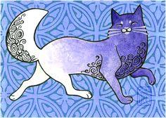 Rhapsody in Blue by *GhoulShoe on deviantART