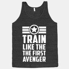 Training Like the First Avenger