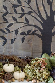 Fall home tour with a ton of easy and beautiful fall decorating ideas. Autumn Nature, Autumn Home, Autumn Interior, Decorating Your Home, Fall Decorating, Fall Home Decor, Autumn Inspiration, Fall Crafts, Fall Halloween