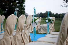 Dekoracja pleneru  |  Ceremony decoration