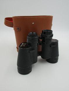 Flight Tracker Binocular Case Suit 8x30 6x30 Or Similar.