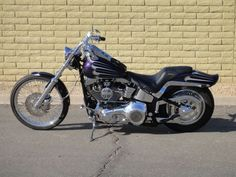 1996 Softail Custom. This is a special construction Softail not a Harley Davidson. The bike has an Arizona title w/ a full 17 digit vin not the AZ blue sticker. The bike does have all the standard Harley parts including motor and a 5 speed transmission. The mill is an 80ci Evo with a set of upgraded Edelbrock performance heads with compression releases, S Carb and a wicked sounding set of Vance and Hines pipes.