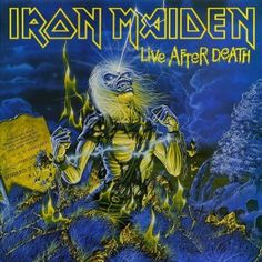 Iron Maiden - Live After Death (1985) - MusicMeter.nl