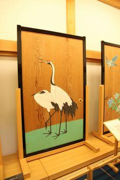 Kumamoto Castle Kumamoto Castle, Japanese Castle, Crane Bird, Japanese Architecture, Japanese Painting, Japanese Culture, Display, Heart, Home Decor