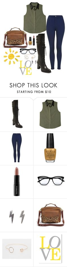 """""""love yourself"""" by bluveraa ❤ liked on Polyvore featuring Stuart Weitzman, rag & bone, Topshop, OPI, Trish McEvoy, STELLA McCARTNEY, Madewell, ASOS, women's clothing and women's fashion"""