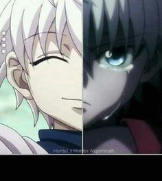 Hunter X Hunter, Hunter Fans, Hunter Anime, Killua, Hisoka, Sad Anime, Anime Love, Manga Anime, Anime Art