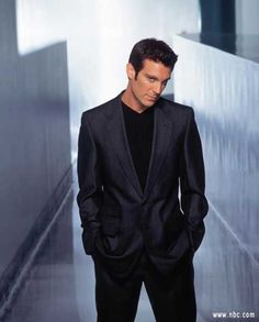 """Michael T. Weiss - """"Jarod"""" from """"The Pretender"""""""