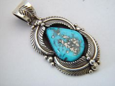Custom Jewelry Designs - Silver and Turquoise - We can make these custom designs in your size with your choice of stones.