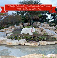 Holiday Fun at the JW Marriott San Antonio Hill Country Resort & Spa - YourSassySelf.com