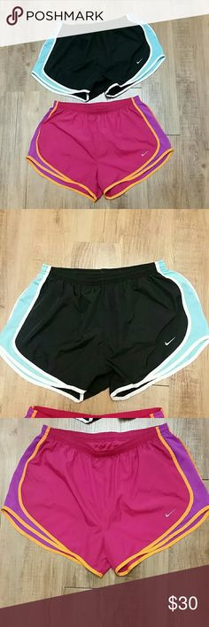Lot of Nike Athletic Shorts Size Large Lot of Two Nike Dry-fit Athletic Shorts Size Large. Gently used, in good condition. Nike Shorts