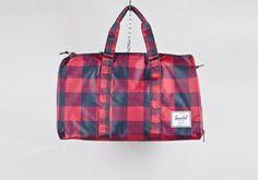 """Herschel """"Novel"""" duffel bag / Buffalo Pleid"""