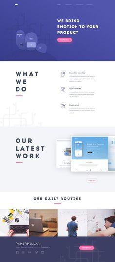 Dribbble - desktop_hd.png by Ghani Pradita
