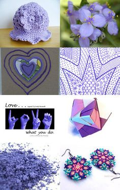 I'm in it for the purple by Jennifer - Click on the image to see all the items!
