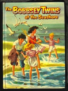 The Bobbsey Twins!  This was one of my favourite book series when I was a little girl, I loved Nancy Drew too!